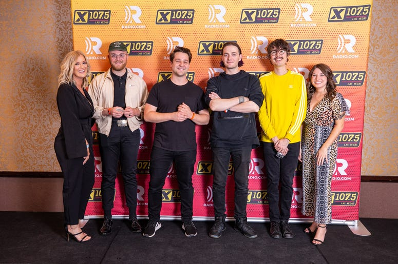 X107.5, X1075, KXTE, Las Vegas, Vegas, 2019, Joywave, Holiday Havoc 2019, Music, Cosmopolitan of Las Vegas
