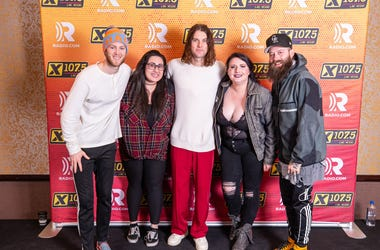 X107.5, X1075, KXTE, Las Vegas, Vegas, 2019, Holiday Havoc 2019, Judah & the Lion, Meet and Greets, Alternative, Concert, Music, Entertainment, Events