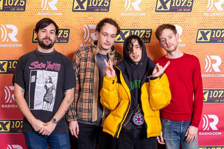 X107.5, X1075, KXTE, Las Vegas, Vegas, 2019, Holiday Havoc 2019, The 1975, Meet and Greets, Alternative, Concert, Music, Entertainment, Events