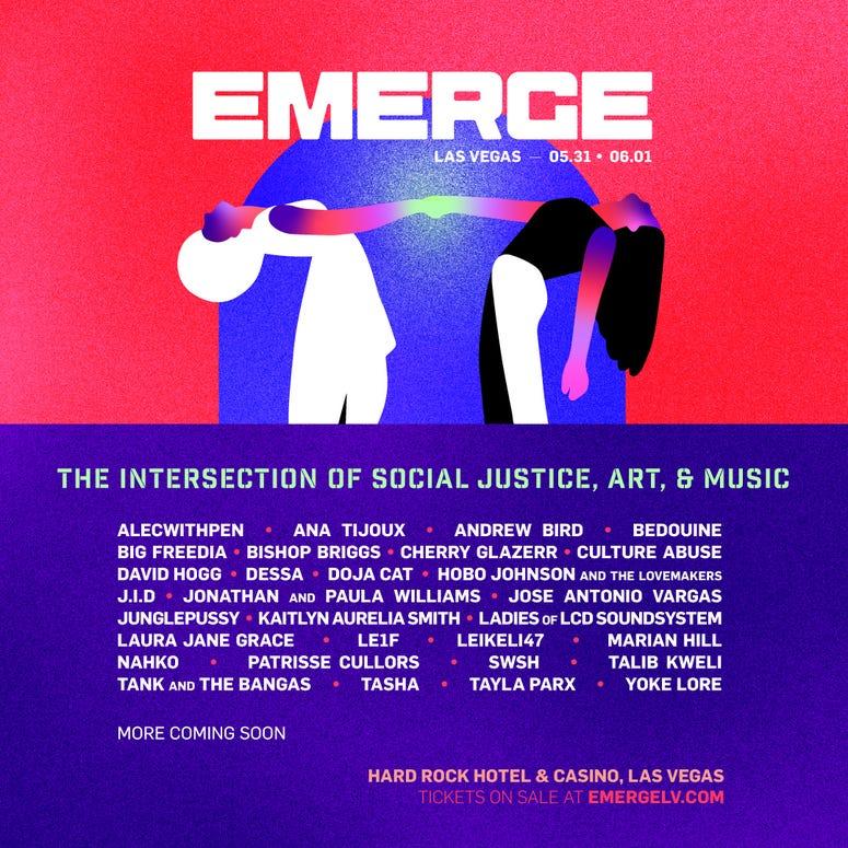 Emerge Lineup 1