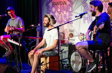 AJR; Sound House 2018