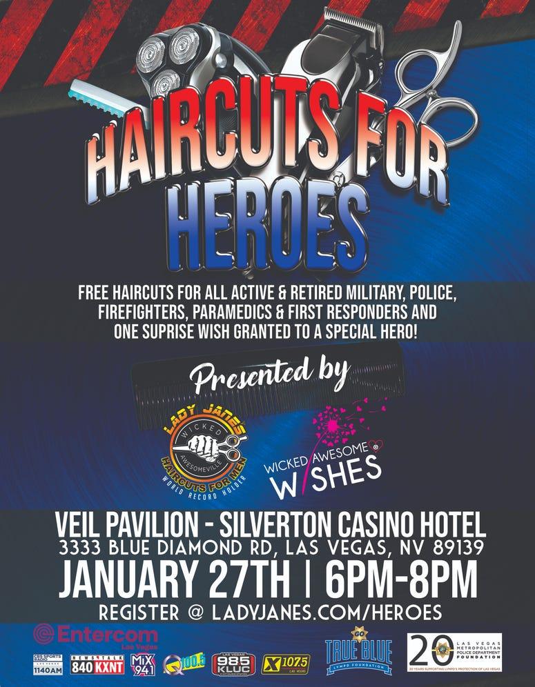 Heros For Haircuts