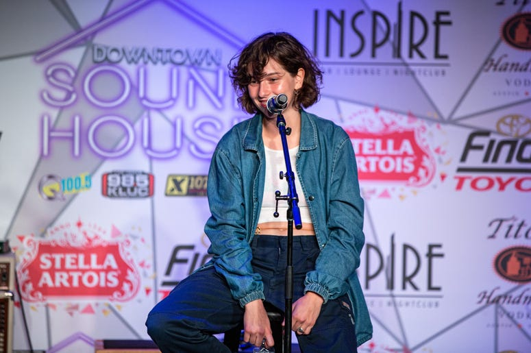 King Princess SH On Stage2 Photos Courtesy Of Key Lime Photography