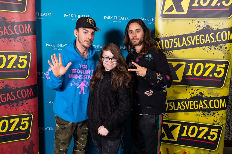Thirty Seconds To Mars Meet And Greet Havoc 2018 11