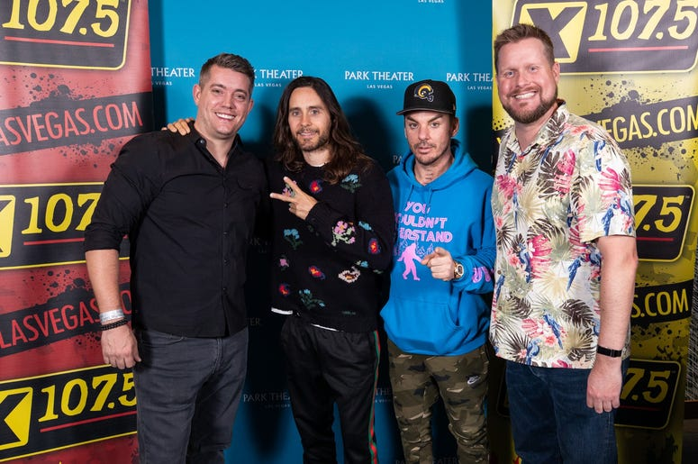Thirty Seconds To Mars Meet And Greet Havoc 2018 2