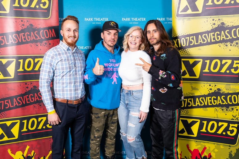 Thirty Seconds To Mars Meet And Greet Havoc 2018 29