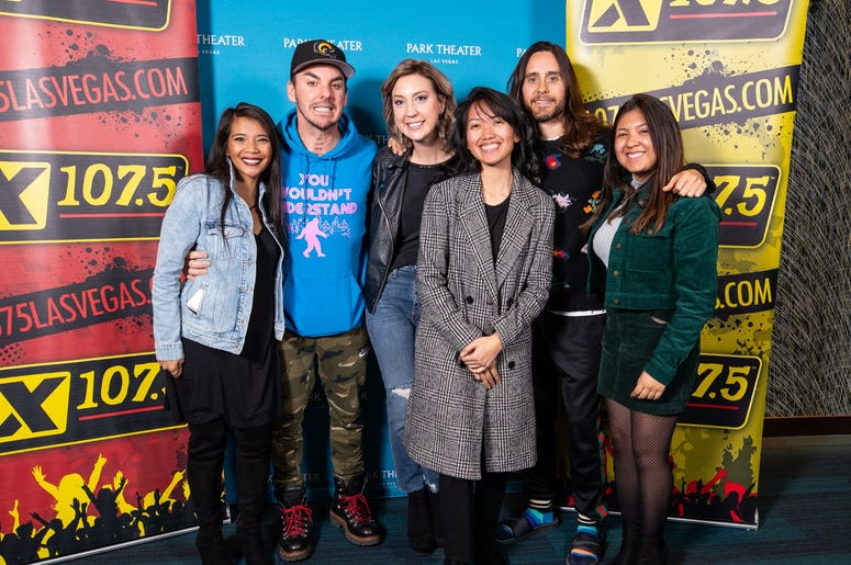 Thirty Seconds To Mars Meet And Greet Havoc 2018 36
