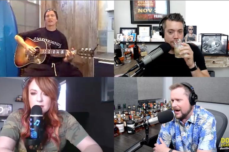Virtual Happy Hour with Third Eye Blind