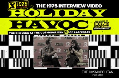 holiday havoc The 1975 Interview