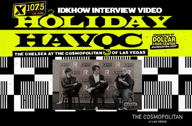 holiday havoc IDKHOW interview