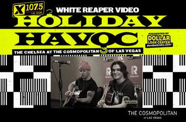 holiday havoc White Reaper