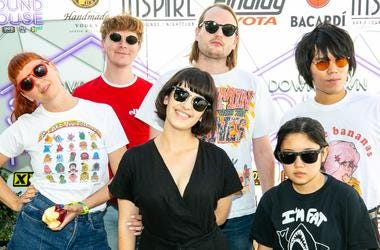 Superorganism; Sound House, Sept. 23, 2018