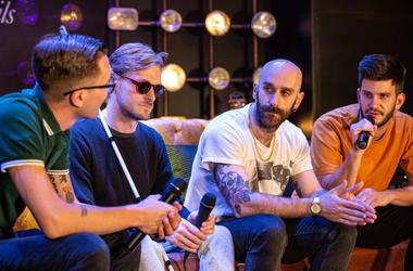 X Ambassadors with Ian