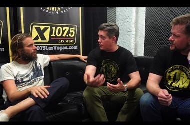 Arron Bruno talk to Dave And Mahoney