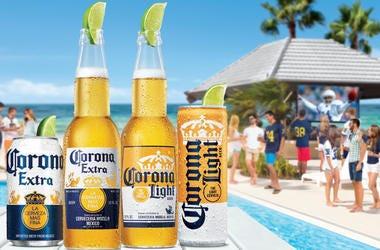 Corona Big Game Beachside