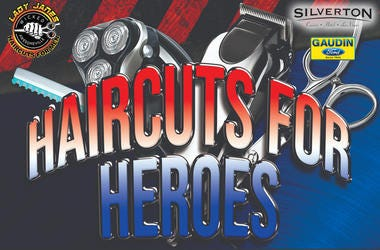 Haircuts for Heroes
