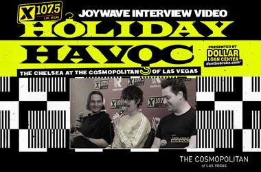 Holiday Havoc 2019 Joywave