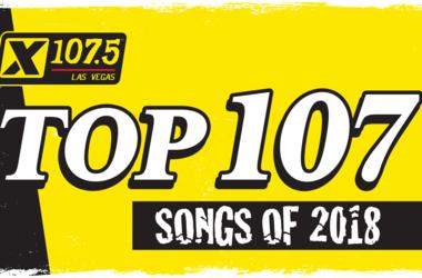 Top 107 Songs of 2018
