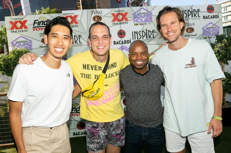 Sir Sly; Sound House, Sept. 22, 2018