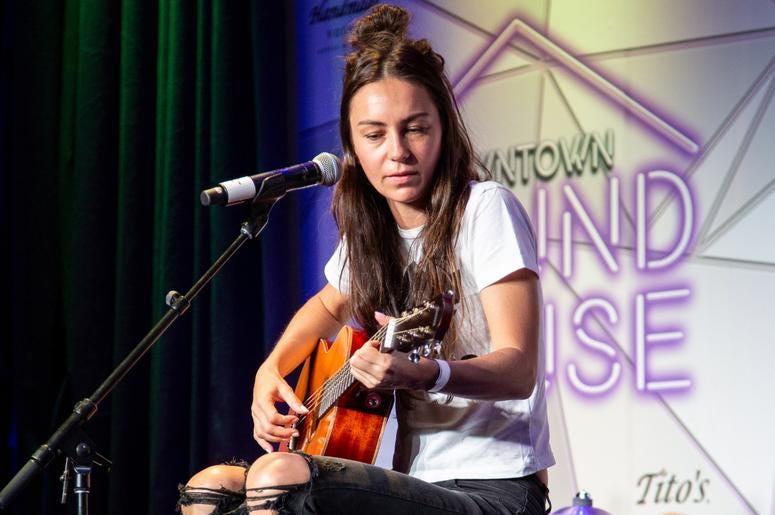 Amy Shark; Sound House, Sept. 21, 2018
