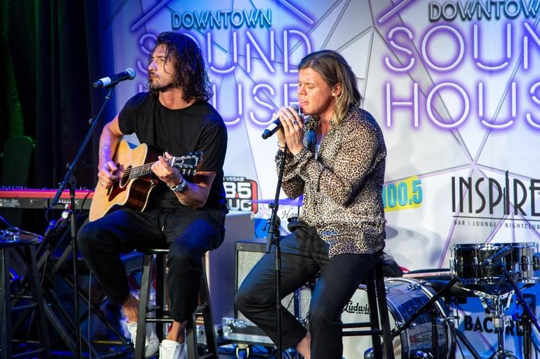 Conrad Sewell; Sound House, Sept. 21, 2018