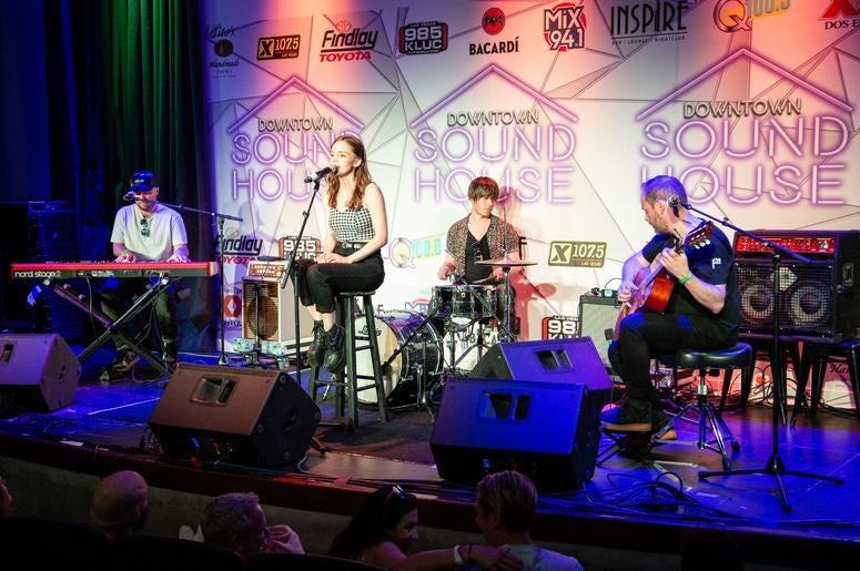 Chvrches; Sound House, Sept. 21, 2018