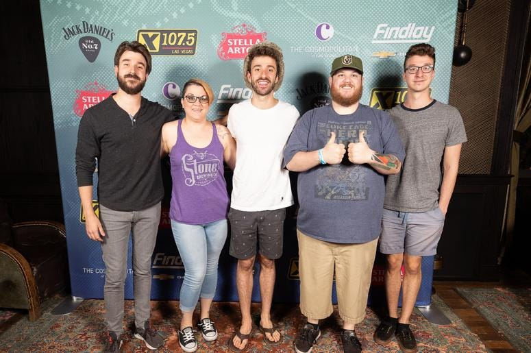 AJR Meets the Fans at OBC 2019