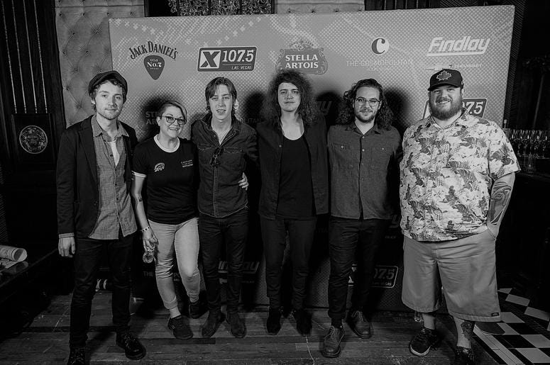 Catfish & the Bottlemen meet the fans at OBC 2019