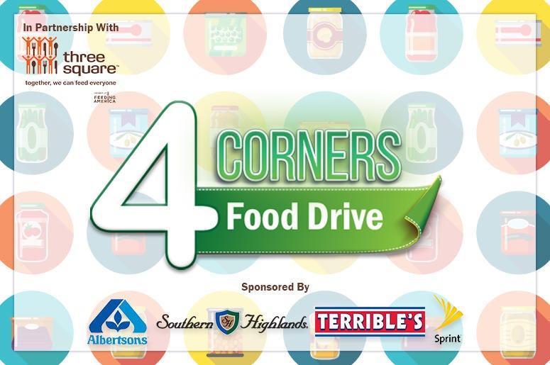 4 Corners Food Drive 2019