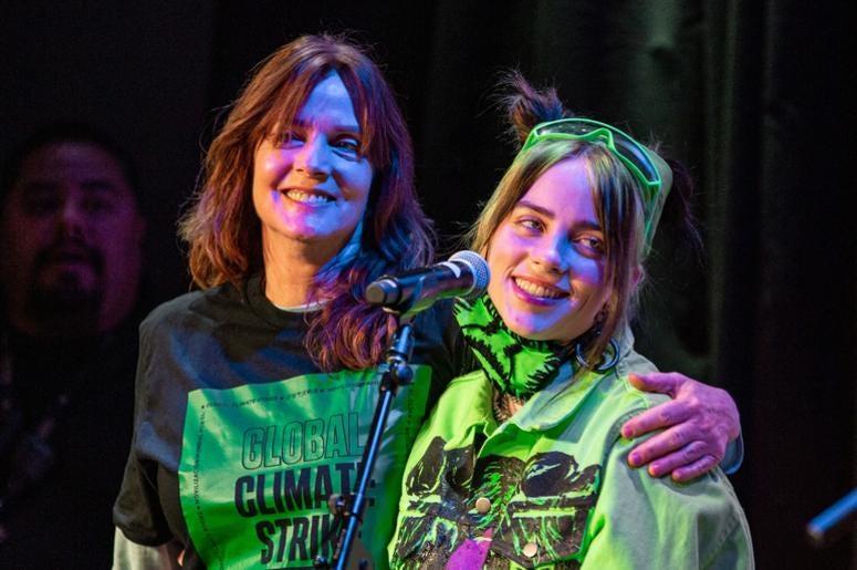 Billie Eilish On Stage15 Photos Courtesy Of Key Lime Photography