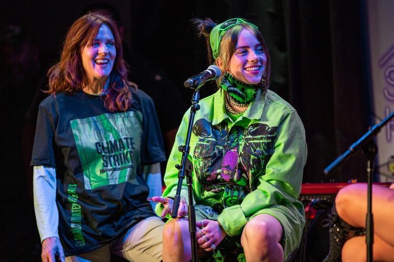 Billie Eilish On Stage17 Photos Courtesy Of Key Lime Photography