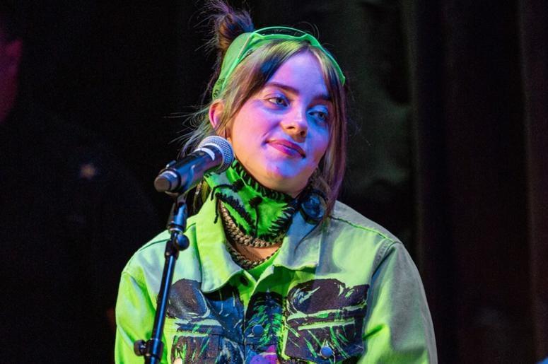 Billie Eilish On Stage18 Photos Courtesy Of Key Lime Photography