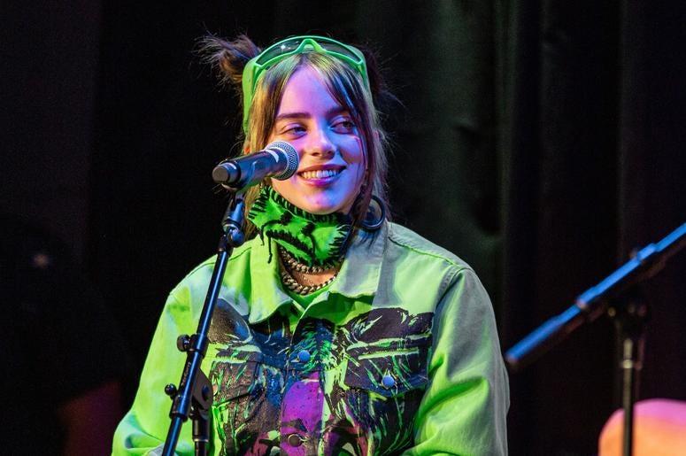 Billie Eilish On Stage20 Photos Courtesy Of Key Lime Photography
