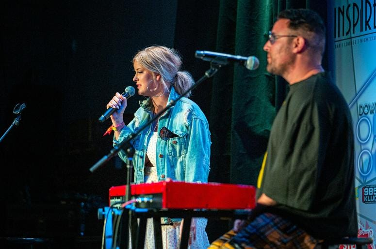 Morgxn SH On Stage 8