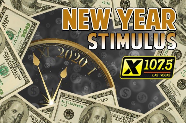 New Year Stimulus 2020