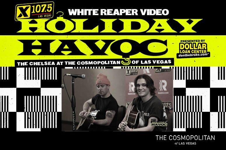 holiday havoc White Reaper