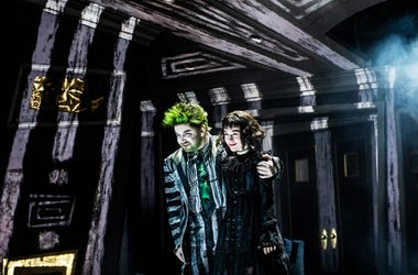 Beetlejuice the Musical is on Broadway and has been nominated for eight Tony Awards