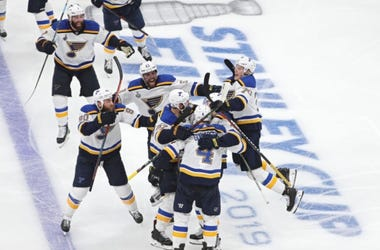 t. Louis Blues v. Boston Bruins Stanley Cup Final Game 2