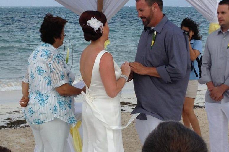 Jill Wedding