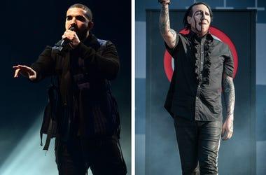 Drake And Marilyn Manson