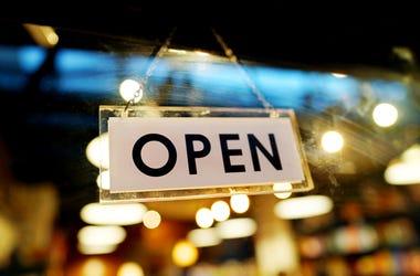 store open