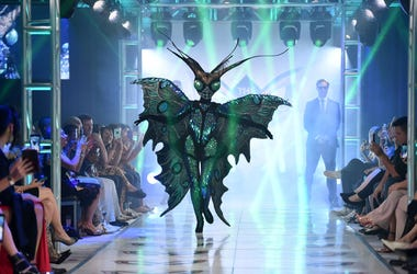 Butterfly Reveal