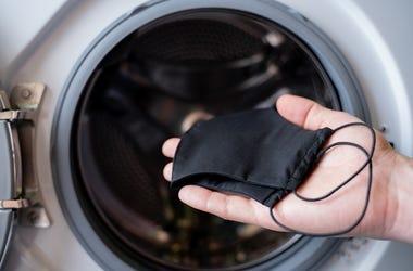 washing mask