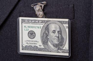 money name tag
