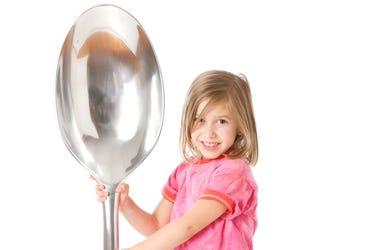 giant spoon