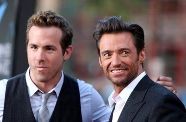 Ryan Reynolds/Hugh Jackman