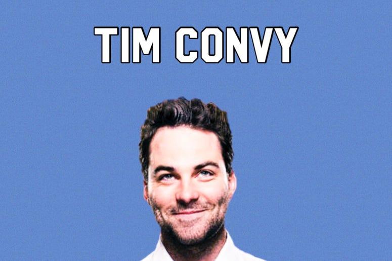 Tim Convy
