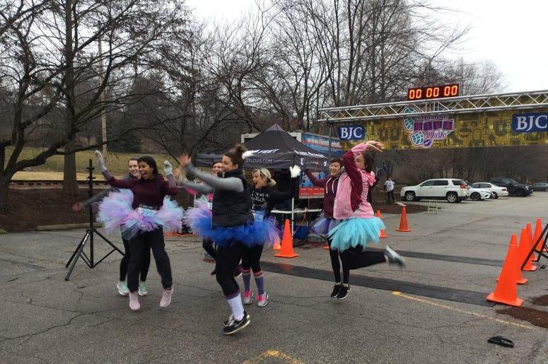St. Louis Working Women's Ultimate Girl's 5K