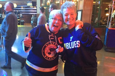 Blues WCF Game 2 Watch Party with Y98