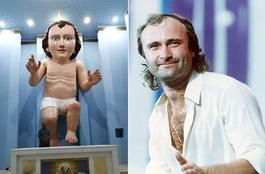 Phil Collins Baby Jesus